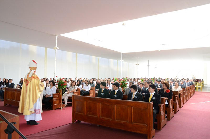 Confirmation   Colegio Italiano Antonio Raimondi